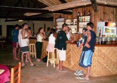 Le bar Coin billard Hôtel Ifaty Tuléar