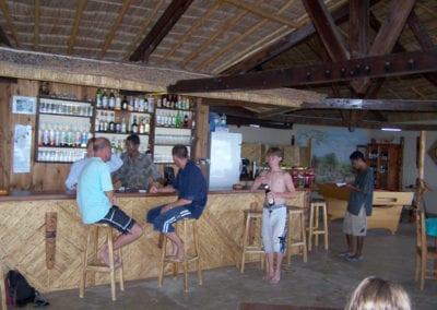 Le bar hôtel de la plage Ifaty Tuléar