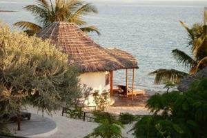 L'hôtel de La Plage Ifaty Tuléar