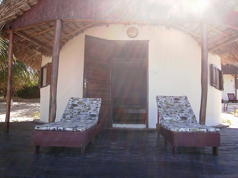 Bungalows Hôtel de la plage Ifaty Tuléar