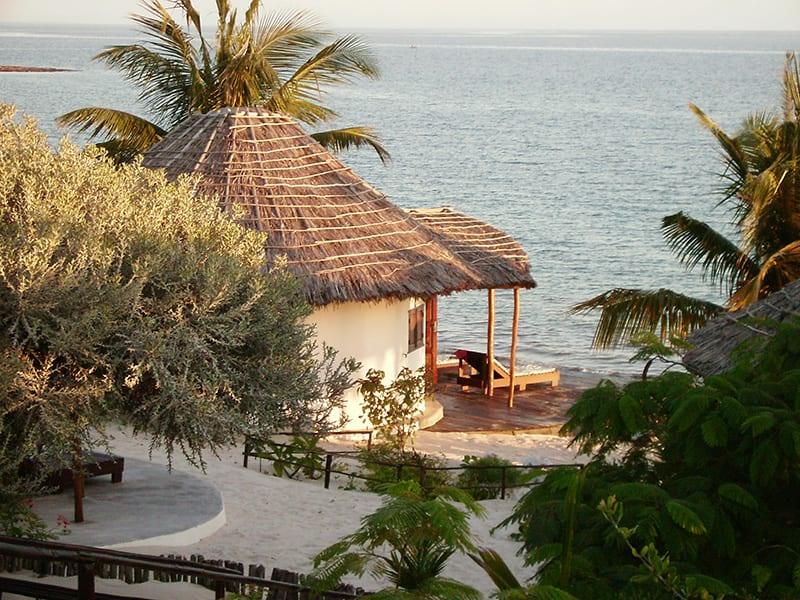 Hôtel de la plage Ifaty Tuléar