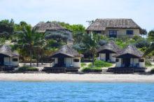 Bungalow de l'hôtel belle vue sur mer