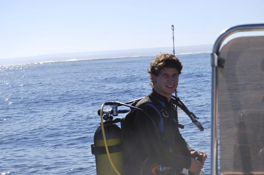 Club de plongée sous marine